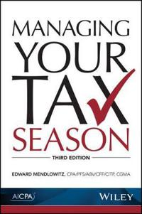 Managing Your Tax Season