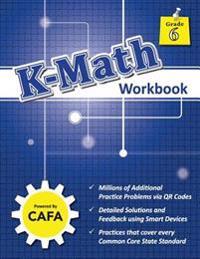 K-Math Workbook Grade 6
