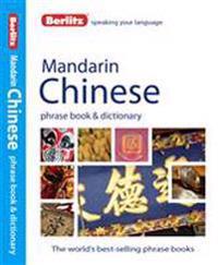 Mandarin Phrase Book & Dictionary (4th Ed.)