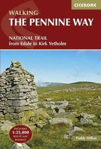 Walking the Pennine Way: National Trail from Edale to Kirk Yetholm