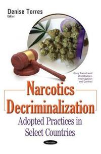 Narcotics Decriminalization