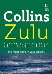 Collins Zulu Phrasebook