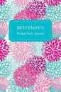 Brittney's Pocket Posh Journal, Mum