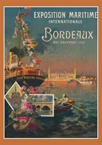 Carnet Ligne Ligue Maritime Bordeaux