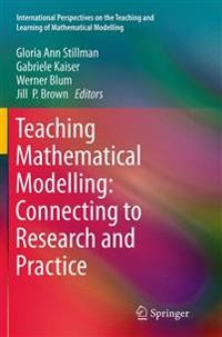 Teaching Mathematical Modelling