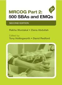 Mrcog part 2: 500 sbas and emqs