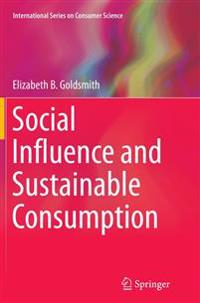Social Influence and Sustainable Consumption