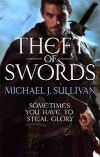 Theft of swords - the riyria revelations