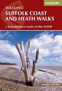 Suffolk coast and heath walks - 3 long-distance routes in the aonb