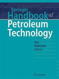 Springer Handbook of Petroleum Technology