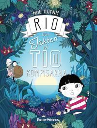 Rio och jakten på tio kompisarna