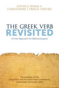 The Greek Verb Revisited