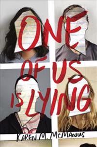 One of Us Is Lying - Karen M. McManus - böcker (9781524714680)     Bokhandel