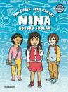 Nina börjar skolan