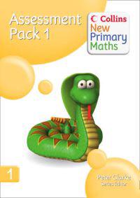 Collins New Primary Maths - Assessment Pack 1