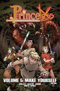 Princeless Volume 5