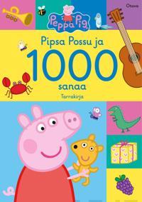 Pipsa Possu ja 1000 sanaa