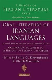 Oral Literature of Iranian Languages