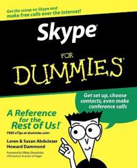 Skype for Dummies