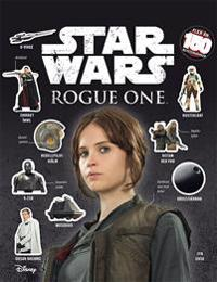 Star Wars. Rogue One : faktabok med klistermärken