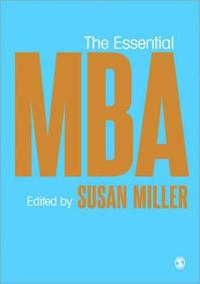 The Essential MBA