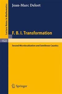 F.B.I. Transformation