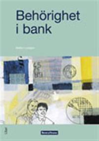 Behörighet i bank