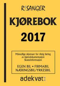 Kjørebok 2017