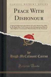 Peace with Dishonour