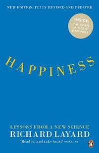 Happiness - lessons from a new science (second edition)