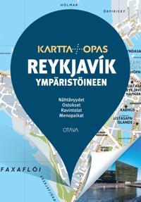 Reykjavík ympäristöineen