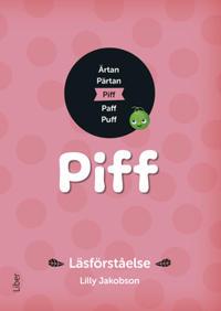 Ärtan Pärtan - Piff