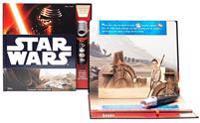 Star Wars. Ficklampsäventyrsbok (pop-up-bok & ficklampa)