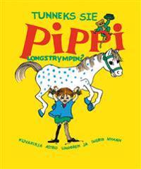 Tunneks sie Pippi Longstrympin?