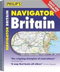 Philip's Navigator Britain Easy-Use Format