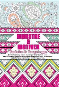Mønstre & motiver. Sudoku & fargelegge -  pdf epub
