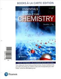 Introductory Chemistry Essentials, Books a la Carte Plus Mastering Chemistry with Pearson Etext -- Access Card Package