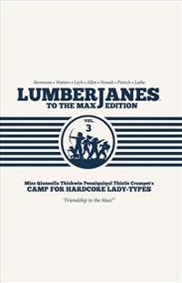 Lumberjanes to the Max: Vol. 3