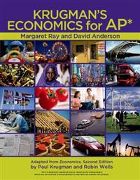 Krugman's Economics for AP [With Hardcover Book(s)]