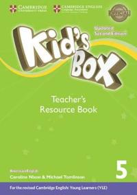 Kid's Box Level 5 Teacher's Resource Book with Online Audio American English