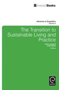 Transition to Sustainable Living and Practice