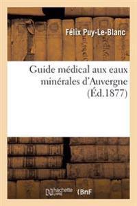 Guide Medical Aux Eaux Minerales D'Auvergne