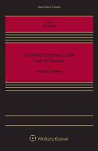 Constitutional Law: Cases and Materials