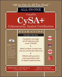 CompTIA CySA+ Cybersecurity Analyst Certification All-in-One Exam Guide (Exam CS0-001)
