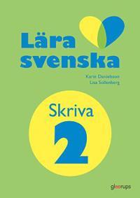 Lära svenska skriva, arbetsbok 2