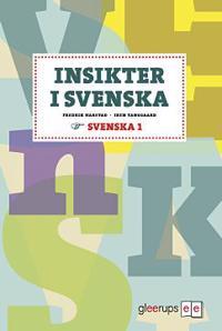 Insikter i svenska 1