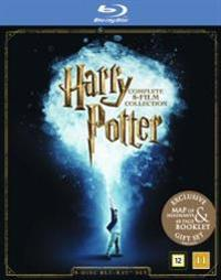 Harry Potter Blu-Ray -boksi