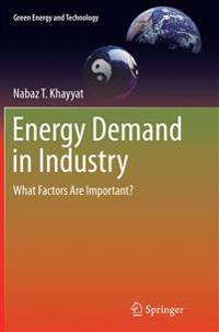 Energy Demand in Industry