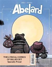 The Lyrical Comics of Dillies Set: Including Abelard, Bubbles & Gondola, Betty Blues