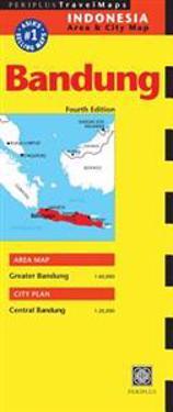 Periplus Travel Maps Bandung